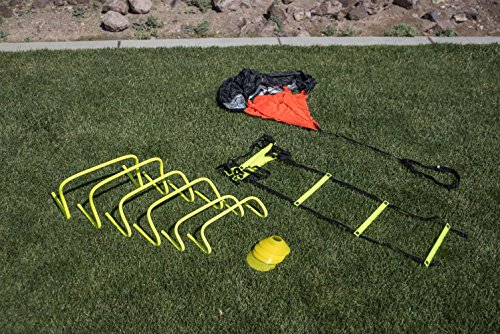 Sports Exercise & Speed & Agility Training Kit Combo Set by Unlimited Potential