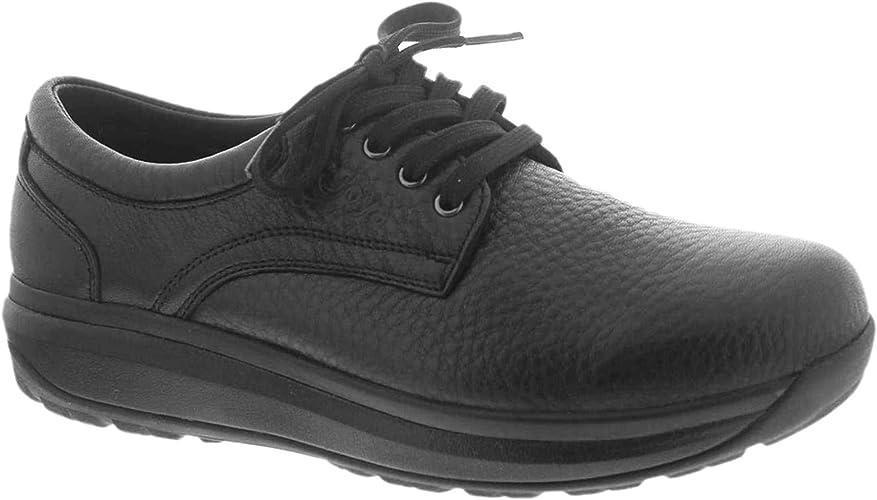 Joya Edward Leather Casual Slip On Soft-Style Mens Shoes
