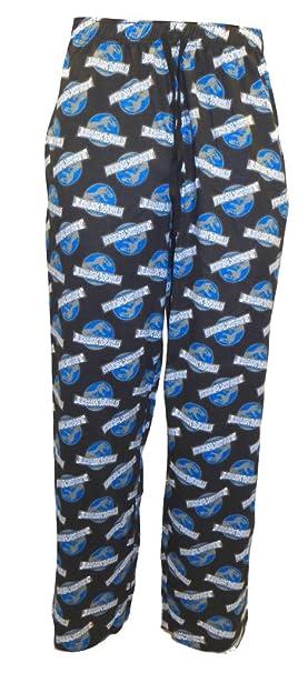 Jurassic World - Pantalones anchos de pijama para hombre, tallas S-XL disponibles multicolor