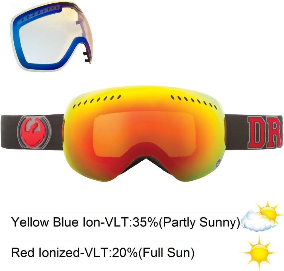 Dragon Alliance APXs Snow Goggles