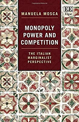 Mosca, M: Monopoly Power and Competition: Amazon.es: Mosca, Manuela: Libros en idiomas extranjeros