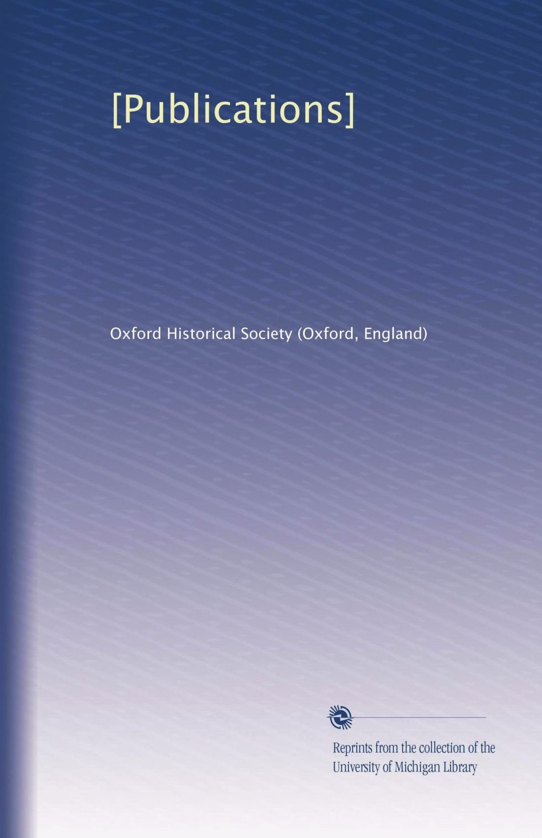 [Publications] (Volume 38) pdf epub