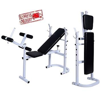 Generic insriruro CURL TR almacén en Reino Unido MUTLI gimnasio banco de musculación banco de tríceps en el pecho ...