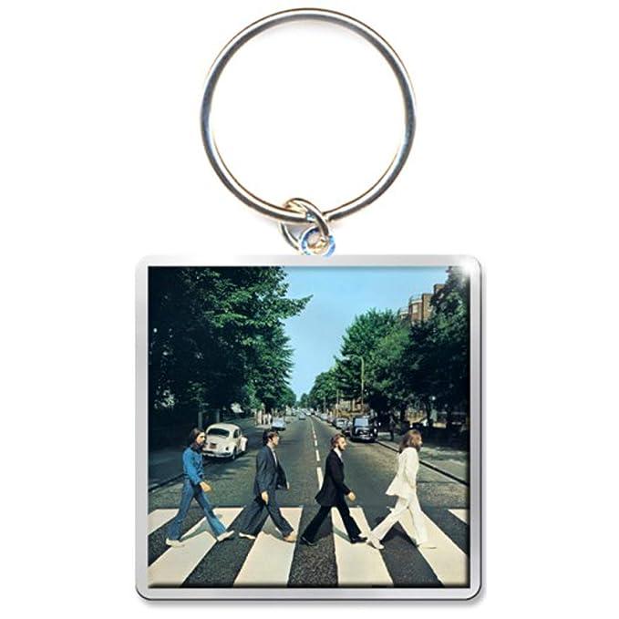 The Beatles Abbey Road Album John Lennon llavero con ...