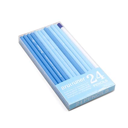 amazon com idabay 24 drawing pencils art pencils sketch travel