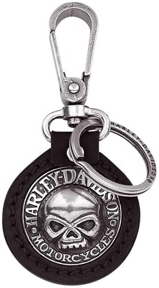 HARLEY-DAVIDSON® WILLIE G BOTTLE OPENER KEY CHAIN KEYCHAIN  FOB