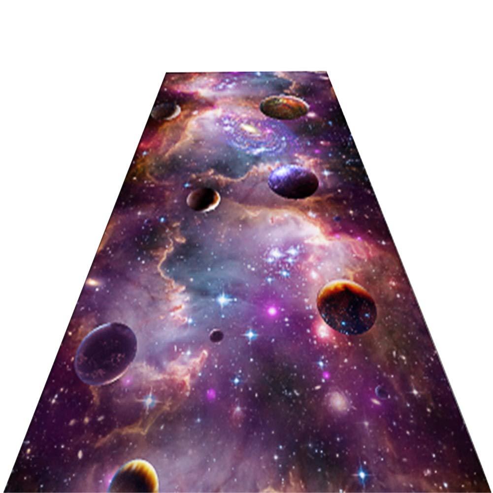 ZHAOHUI-Läufer Teppiche Flur Galerie Galerie Galerie 3D Rutschfest Antibakteriell Nicht Verschütten Chemische Reinigung, Anpassbare, Optionale Größe (Farbe   A, größe   1.4x5m) B07NT684PW Lufer 4edc86