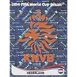 FIFA World Cup 2014 Netherlands Team Sticker No.128