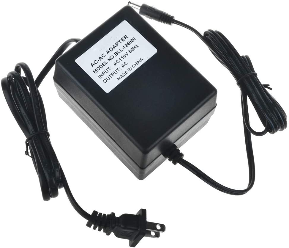 UpBright 12V AC Adapter Replacement For In Seat Solutions Inc In Seat No# 15511 15501 Voor la-z-boy lazy InSeat laz-boy My Lazy Boy Couch Heat Massage Chair APX572542 APX542224 DV-122AAC Power Supply