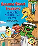 img - for A Sesame Street Treasury of Words, Numbers, and Poems book / textbook / text book