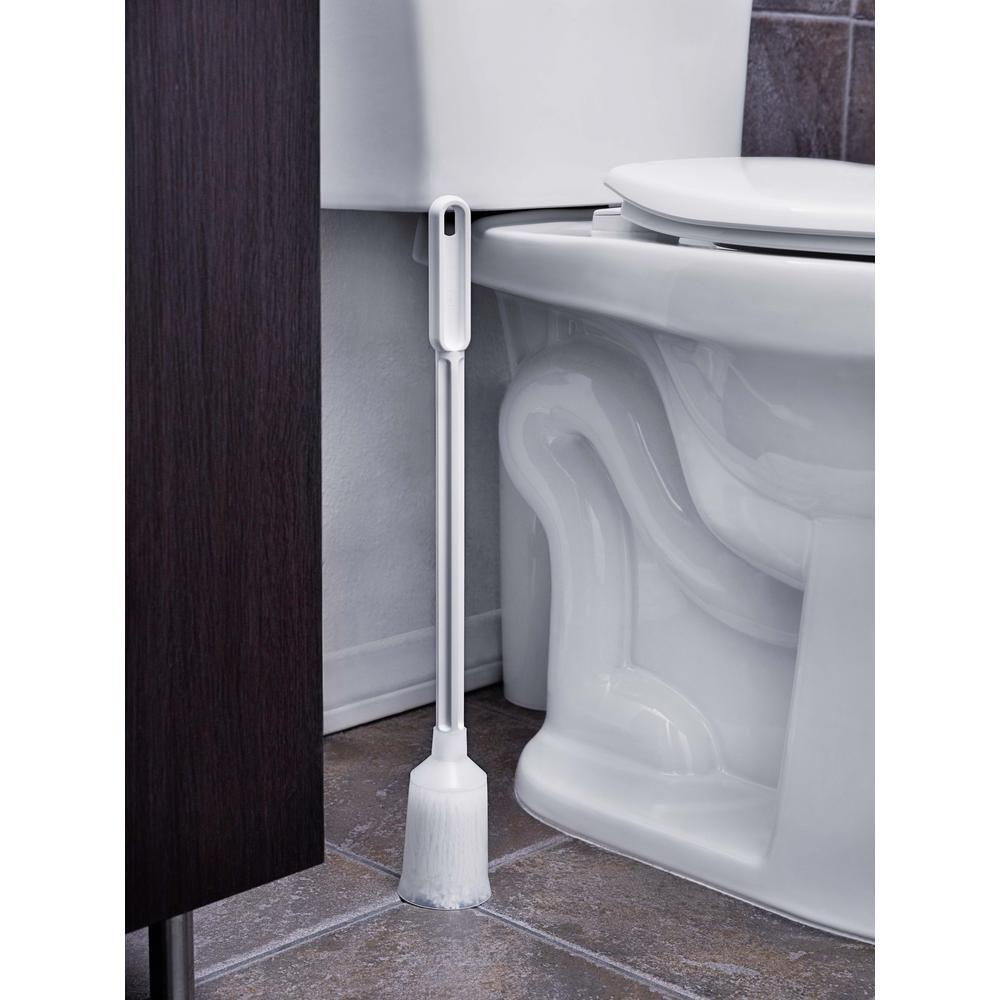 "Fuller Brush Toilet Bowl Swab – Soft, Scratch-Free Toilet Bowl Mop – 18 ½"" Overall Length - 2 Pack by Fuller Brush (Image #4)"