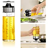 SY-Athena Olive Oil Dispenser Bottle - Bell oil Bottle - Anti-leak Oil Bottle Vinegar Soy Sauce Bottle Small Vinegar Bottle Oil Canned Household Kitchenware