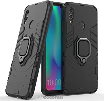 Cocomii Black Panther Armor Huawei Honor 10 Lite/P Smart 2019 ...
