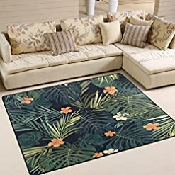 615iTHjrU2L._SS247_ Palm Tree Area Rugs and Palm Tree Runners