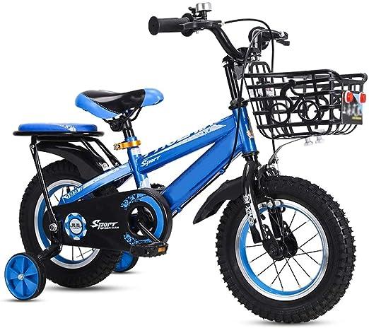 YUMEIGE Bicicletas Bicicleta para niños y niñas Freestyle con ...