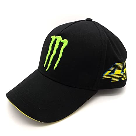 Valentino Rossi Monster Italia bandera VR46 GP gorra oficial 2015 ...