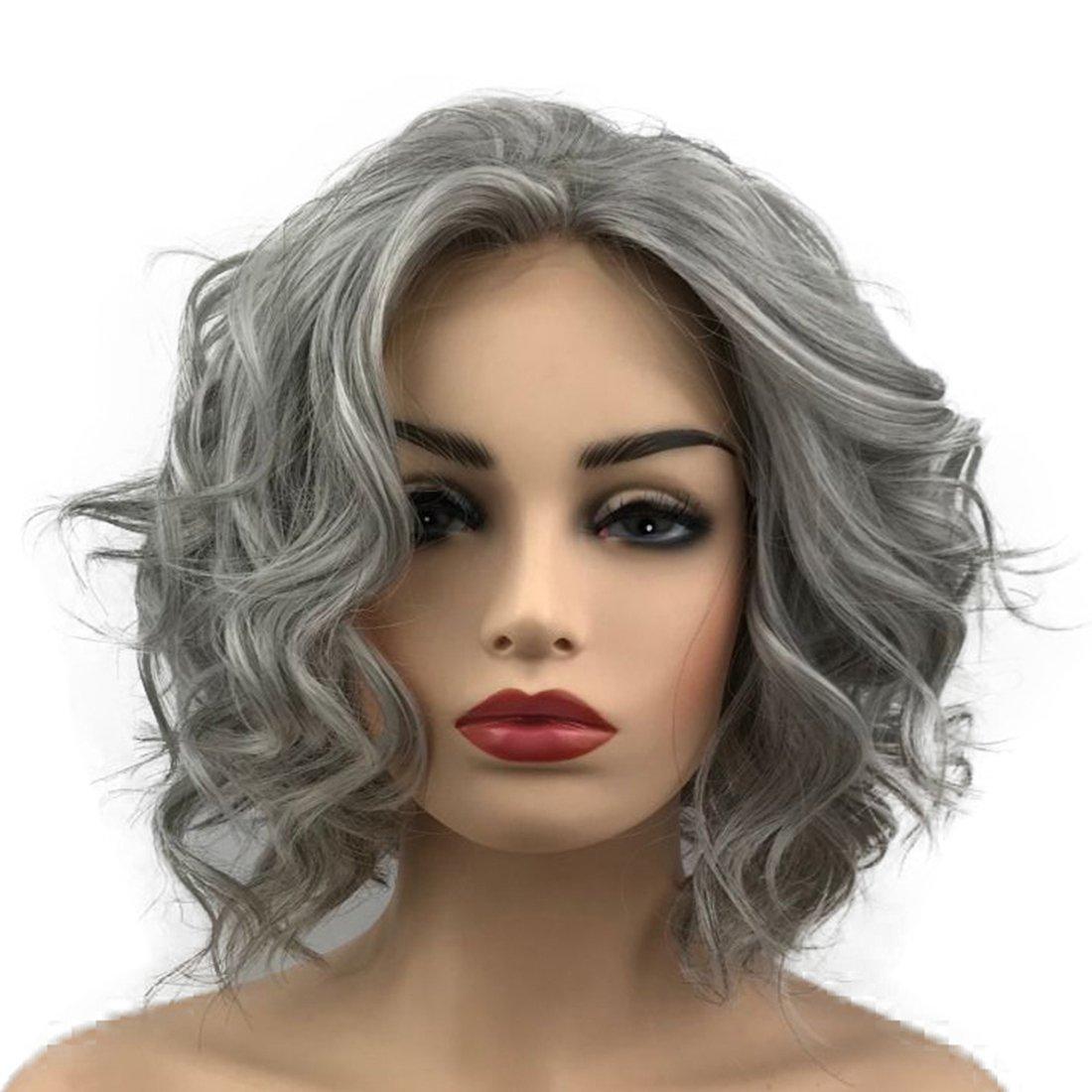 Amazon.com : Wiginway Lace Front Wigs Short