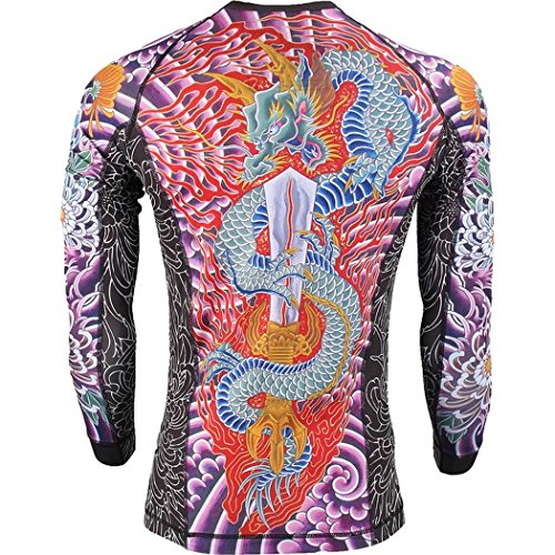 Rashguard Manto Krazy Bee-l MMA Training Fitness rash guard mma 2