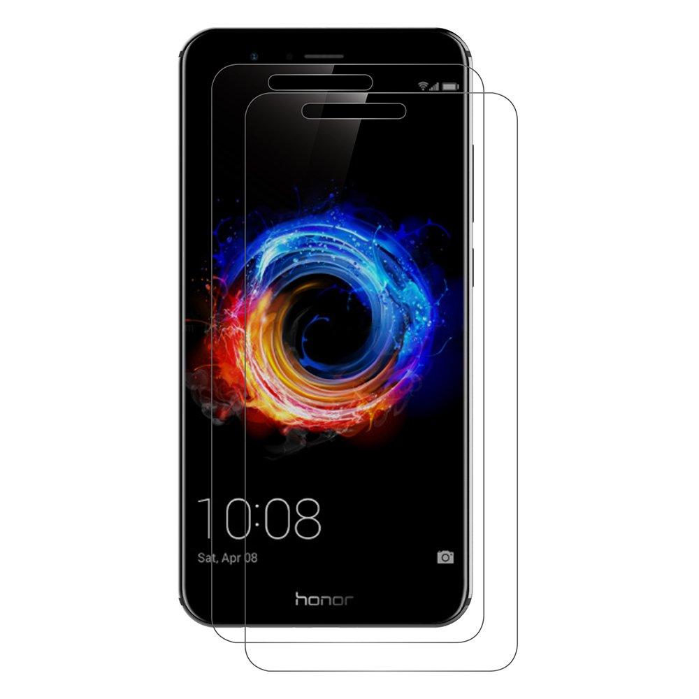 AICEK [2-Pack] Protector de Pantalla Huawei Honor 8 Pro, Cristal Templado para Honor 8 Pro Vidrio Templado Honor 8 Pro Cristal Screen Protector: Amazon.es: Electrónica