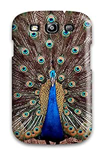 New Cute Funny Peacock Case Cover/ Galaxy S3 Case Cover