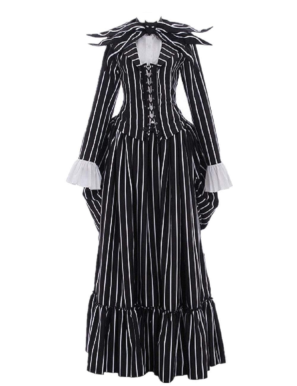 DELight Disfraz de Jack Skellington para Mujer de Pesadilla Antes ...