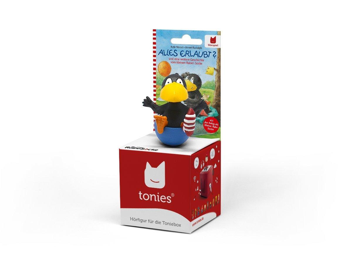Kinder-kassettenrecorder 2 X Hörfigur Für Die Toniebox Spielzeug