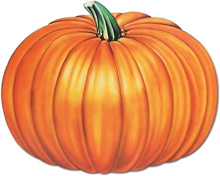 Beistle 99339 12-Piece Pumpkin Cutout 24-Inch The Beistle Company