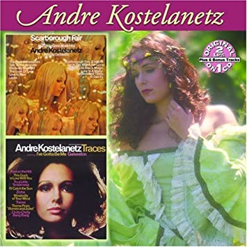 Kostelanetz Andre Scarborough Fair Other Great Movie Hits