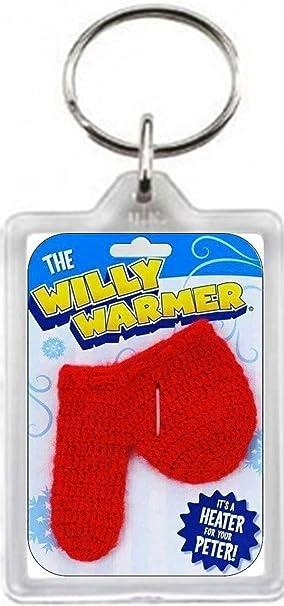 Llavero Dick Willy PENE más cálidos guantes manoplas de ...