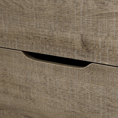 South Shore Holland 5-Drawer Chest, Weathered Oak by South Shore (Image #3)