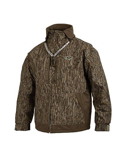 63829789a87f0 Amazon.com: DRAKE MST Waterfowl Fleece-Lined Full Zip 2.0: Sports ...
