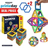 Toys : MAGNETOS Magnetic Blocks Building Set for Kids, 30+2 Pcs Educational Toys for Boys & Girls, FREE Booklet, Learning Construction Game, Best Christmas Birthday Gift & Preschool STEM Toy for Childrens
