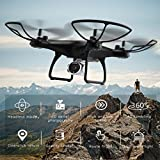 Rucan Wide Angle Lens 720P HD Camera Quadcopter RC Drone WiFi FPV 1600Mah Battery
