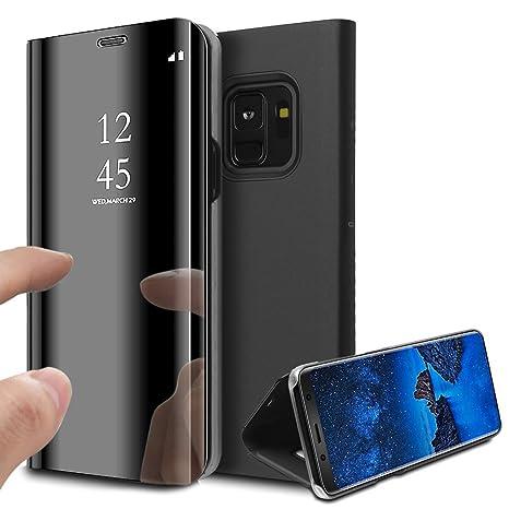 MP4 Telecom Funda Samsung S9 Carcasa a Espejo Samsung Galaxy S9 Ideal para porteggere Teléfono