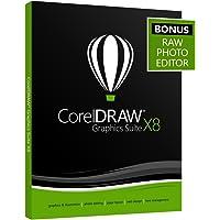 Corel CorelDRAW Graphics Suite X8actualización