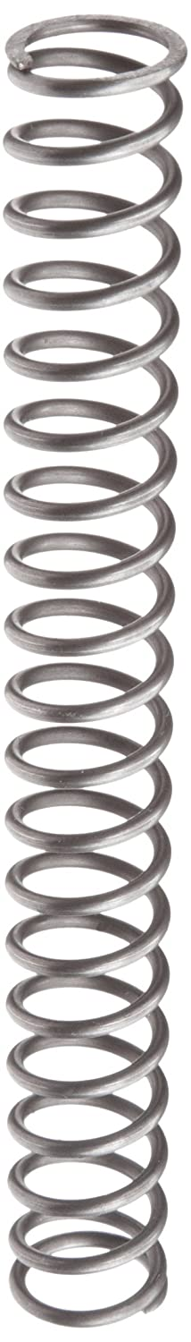 Music Wire Compression Spring Steel Metric 14.1 mm OD 1.6 mm Wire Size 39.9 mm Compressed Length 115 mm Free Length 135.31 N Load Capacity 1.84 N mm Spring Rate Pack of 10