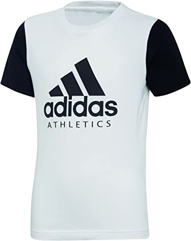 adidas DI0159 176 Camisa y Camiseta Cuello Redondo Manga Corta ...
