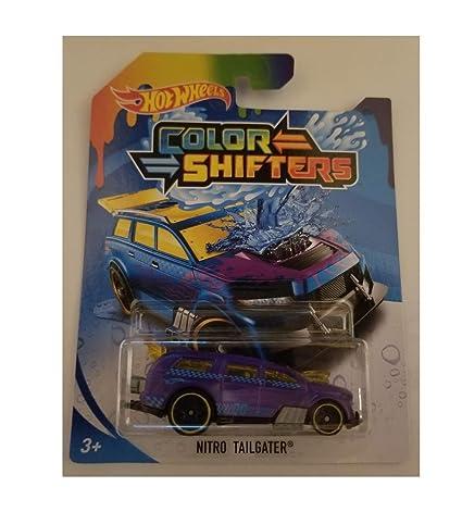 Amazon Com Hot Wheels Color Shifters Nitro Tailgater 2018
