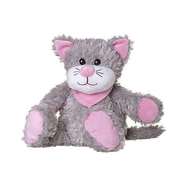 welliebellies Wärmekuscheltier für Kinder - Wärmekissen gegen Schmerzen und zum Wohlfühlen - Wohltuender Kräuterduft durch Ro