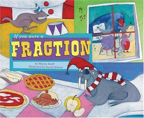 Download If You Were a Fraction (Math Fun) pdf epub