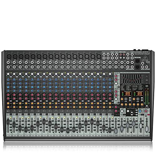 Behringer Eurodesk SX2442FX Ultra-Low