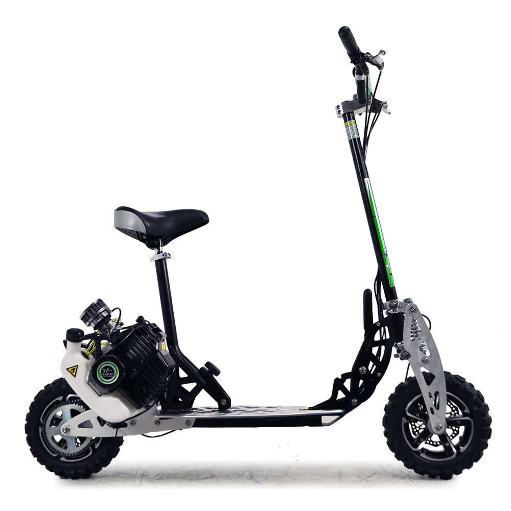 Patinete Scooter a gasolina Uber Scoot de 2 velocidades, 50 ...