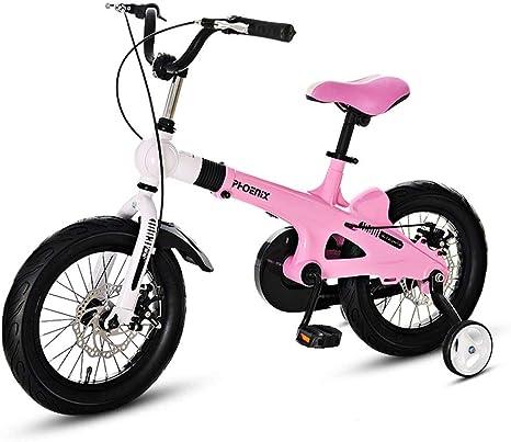 Bicicleta Las Bicicletas niños Bicicletas for niños 3-7/5-11 Años ...