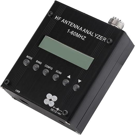 Analizador de antena digital de onda corta para amantes del ...