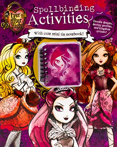 Ever After High Fairy Tale Activities (Spellbinding Activities)