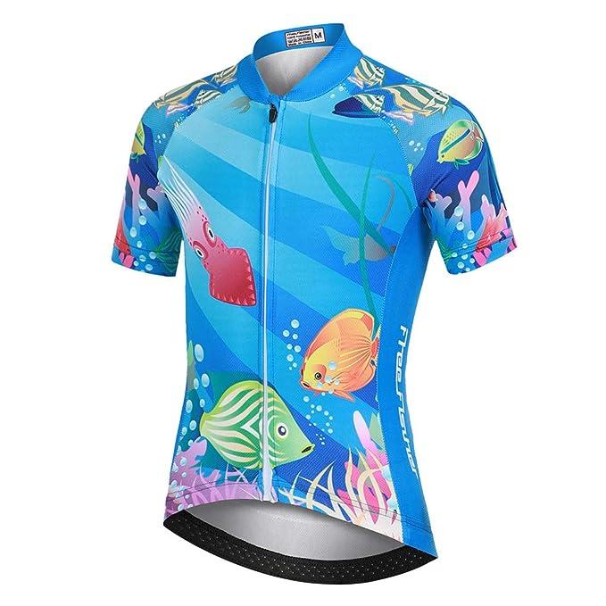 LPATTERN Maillots de Ciclismo Traje Conjunto de Bicicleta Jersey ...