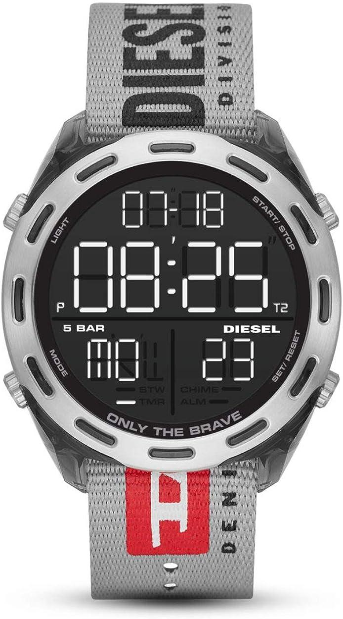 Diesel Reloj Hombre de Digital