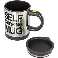 BUYERZONE WITH BZ LOGO Self Stirring Coffee Mug