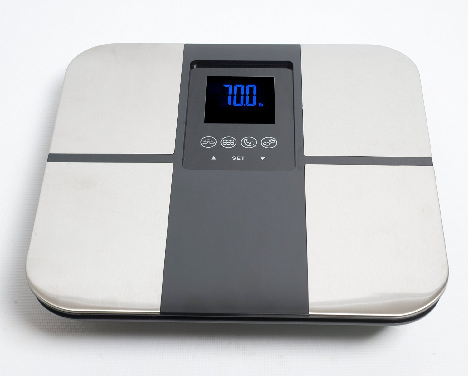 Home Treats High Accuracy Electronic Bathroom Scale
