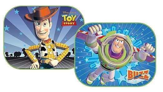 9 opinioni per Disney Baby Coppia di tendine laterali Toy Story 44x35 cm